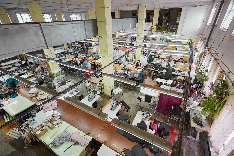 швейное производство Одежда Классик фото